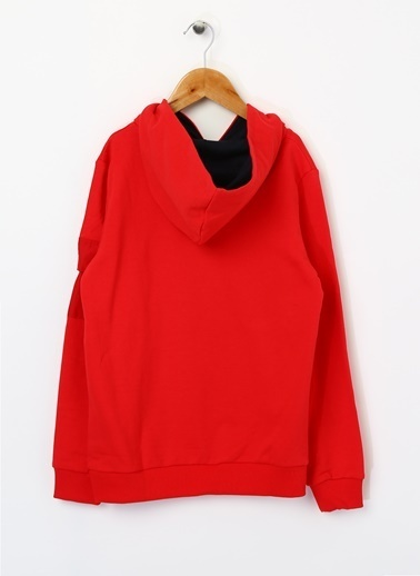 Funky Rocks Sweatshirt Kırmızı